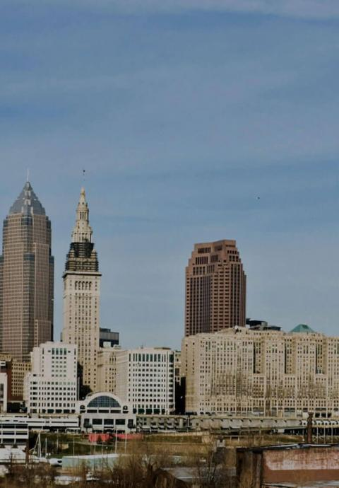 Cleveland Akron